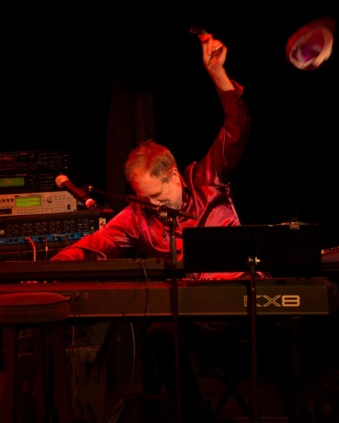 Dave Pickell Keyboards