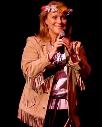 Linda Kidder - Cruisin with the Boomers