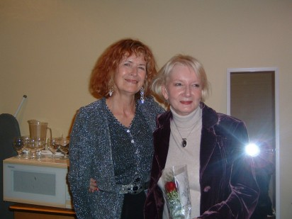 Shirley Tucker & Gaylea Wong