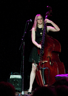 Jen playing