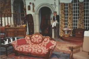 Set Design Ted Roberts/Phillip Tidd Sleuth