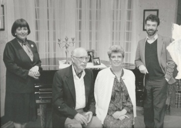 Kate Yochum, Dennis Learey, Joe Jones, Ted Price The Cocktail Hour