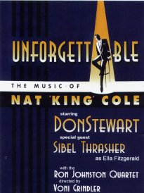 Unforgettable The Music of Nat King Cole